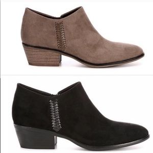 Ankle Boot two pairs new in box